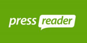 Logo til Pressreader